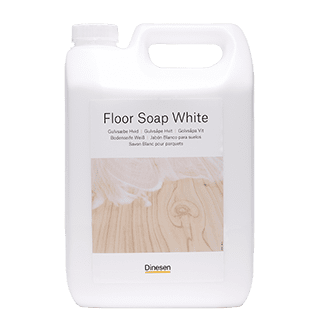 Dinesen Floor Soap White, 5L