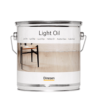 Dinesen Light Oil, 2,5 L