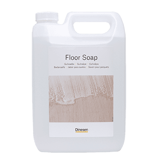 Dinesen Floor Soap for Oil Finish